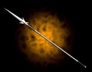 Ensaio II — A Lança Sagrada